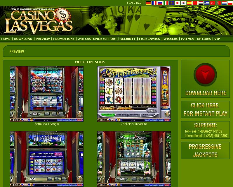Las vegas casino winners herizon casino